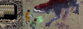 Sweating creatures inside Entropia Universe can earn you money