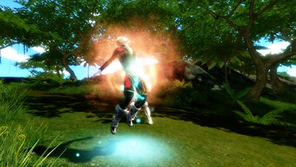 Heal and Aid people inside Entropia Universe with MindForce