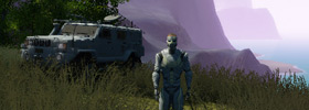 Disover new planets inside Entropia Universe